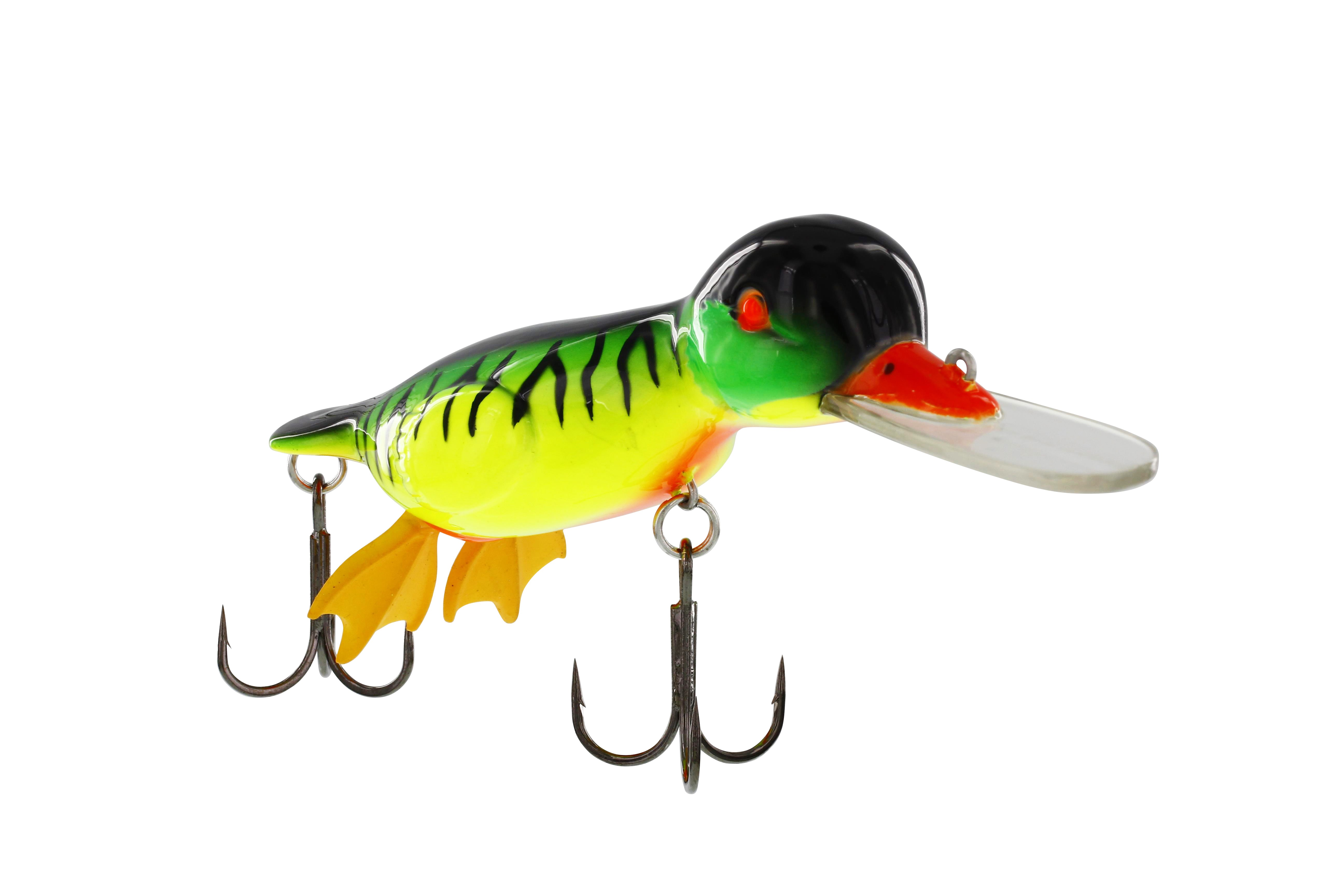 Westin danny the duck floating lure glasgow angling centre for Duck fishing lure
