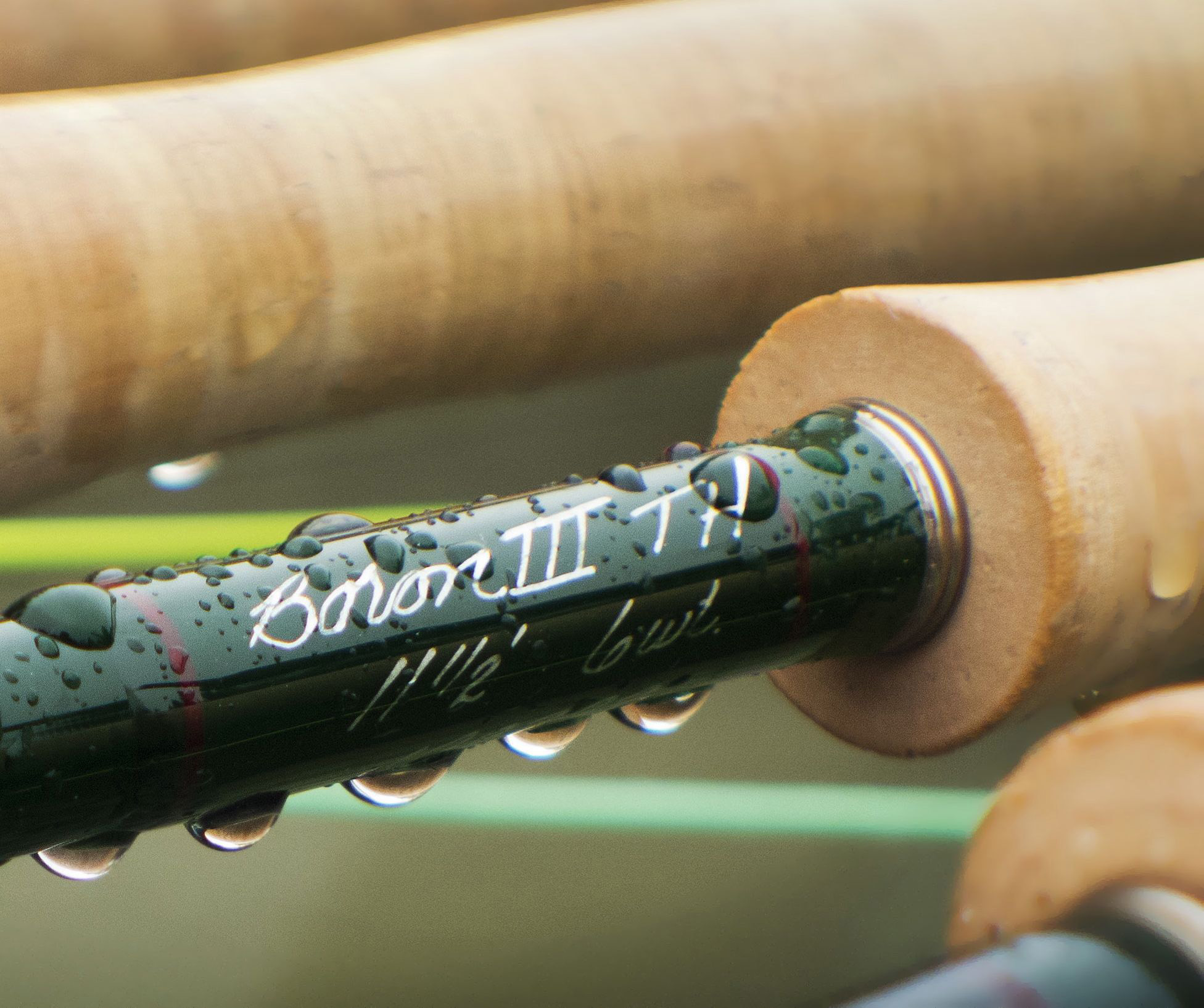 Winston Boron Iii Th Double Handed Fly Rods Glasgow