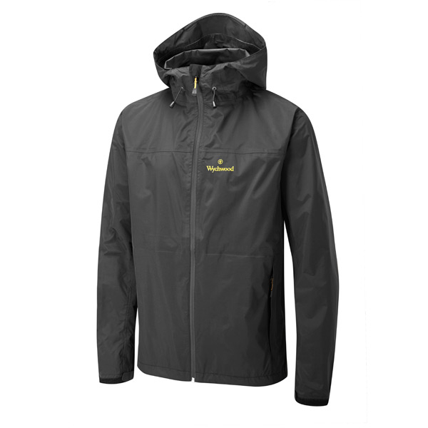 Wychwood Light Waterproof Jacket Black – Glasgow Angling Centre