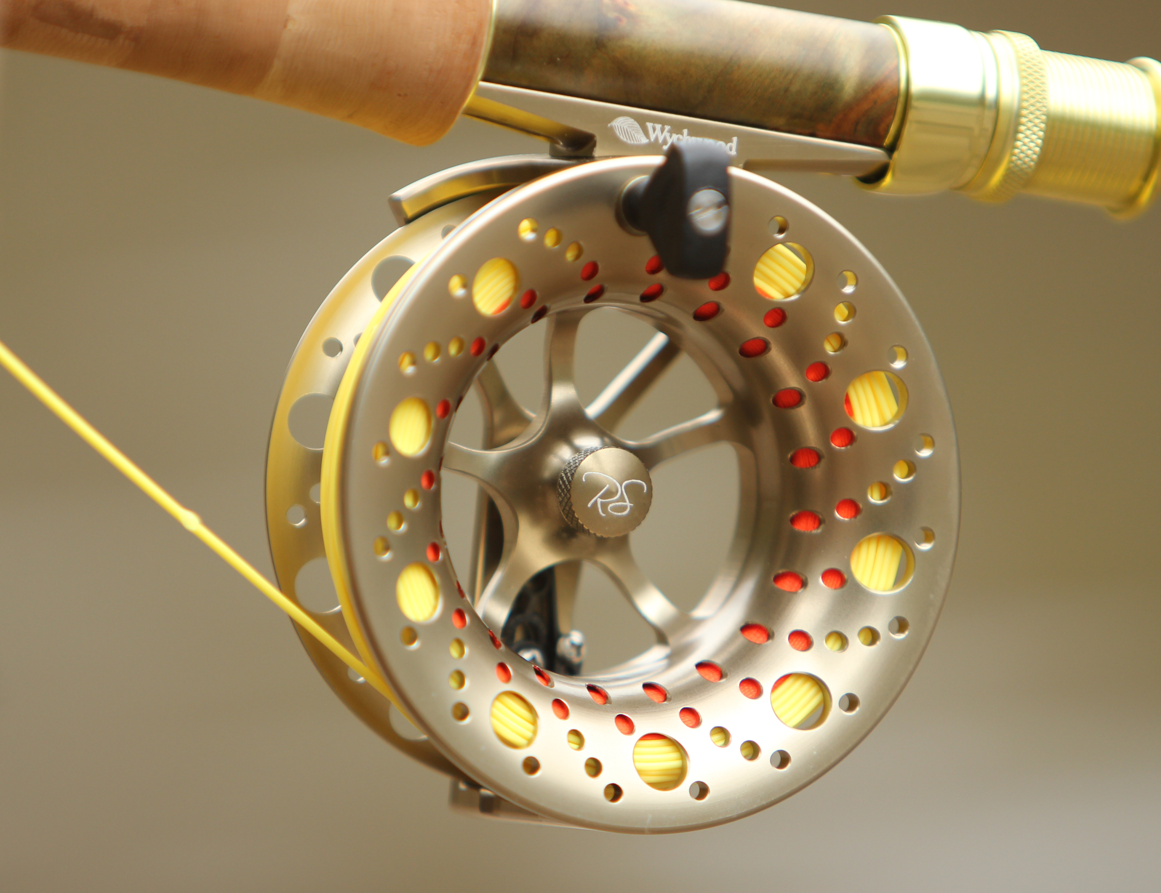 Wychwood river stream fly reels glasgow angling centre for Best fly fishing reels