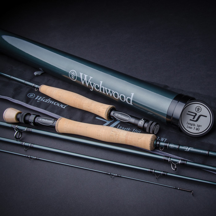WYCHWOOD GHOST MODE TAPERED LEADER CONNECT SERIES FLY FISHING LEADER 3PK
