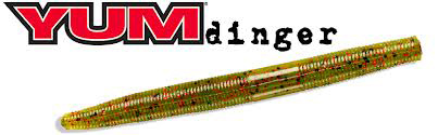 yum dinger – glasgow angling centre, Hard Baits