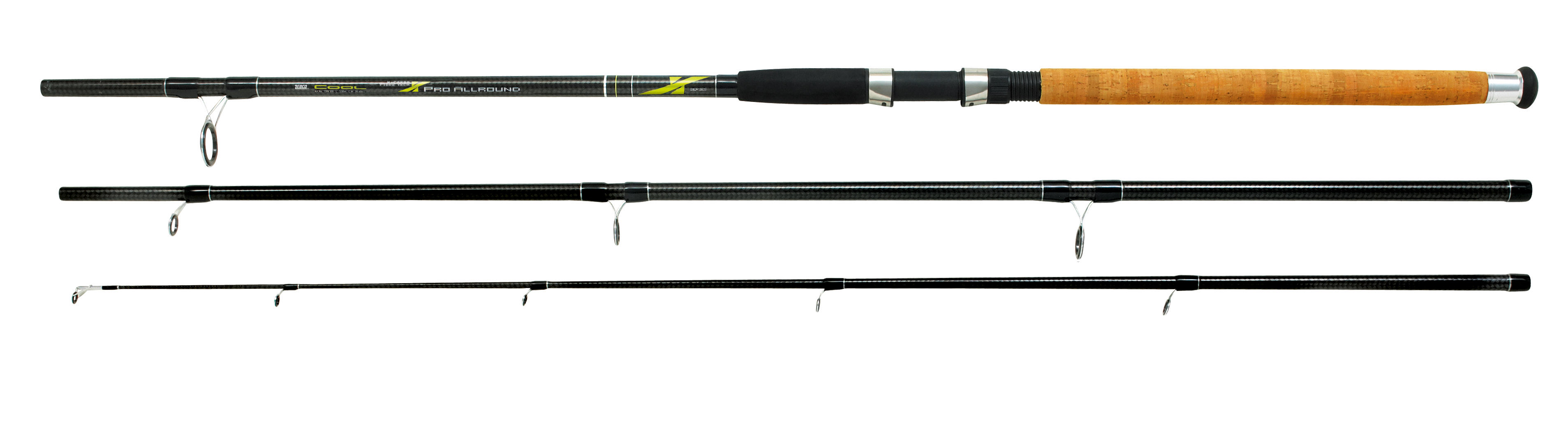Zebco cool x pro allround lure rods glasgow angling centre for Cool fishing poles