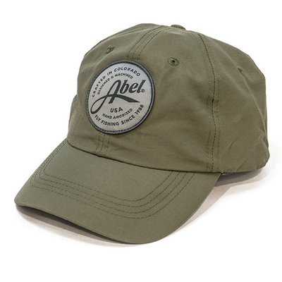 Abel Crafted in Colorado Patch Nylon Hat - Olive