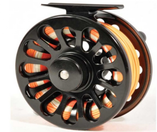 Airflo enigma m3 fly reels glasgow angling centre for Enigma fishing rods