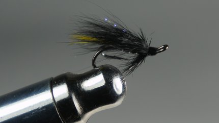 Atlantic Flies Stoat's Tail Mustad Double