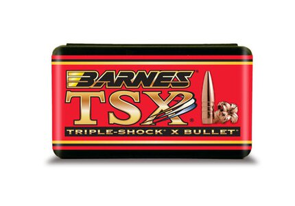 Barnes Triple Shock X (TSX) Lead Free Bullet Heads