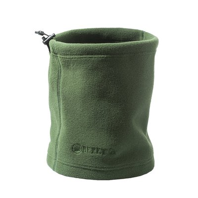 Beretta One-Size Green Fleece Neckwarmer