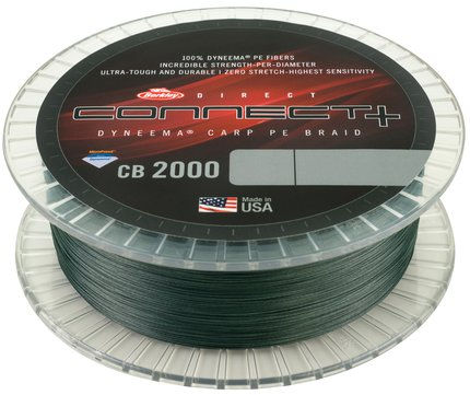 Berkley Connect CB2000 Green Braid