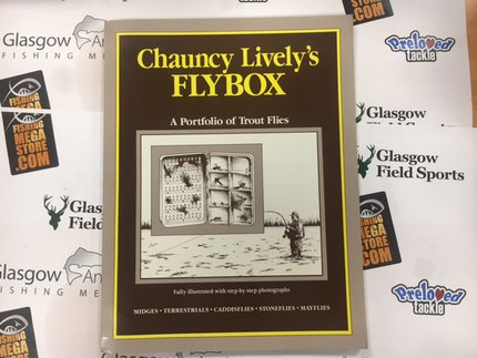 Preloved Book Chauncy Lively's Flybox - Chauncy Lively - Used