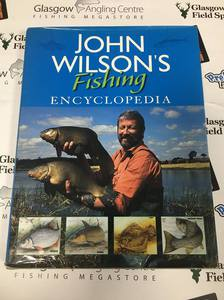 Preloved Book John Wilson's Fishing Encyclopedia - John Wilson - Used