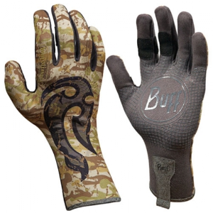 Buff msx gloves glasgow angling centre for Buff fishing gloves