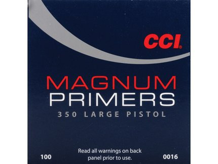 CCI CCI 350 Magnum Large Pistol Primers (100 box)