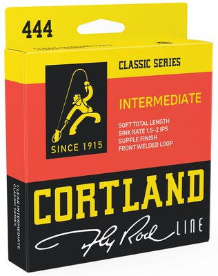 Cortland 444 Classic Intermediate Fly Lines 90ft