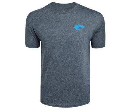 Costa del mar classic t shirt short sleeve glasgow for Costa fishing shirt