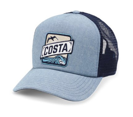 Costa Del Mar Foam Front Trucker Hat