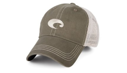 Costa Del Mar Costa Mesh Hat