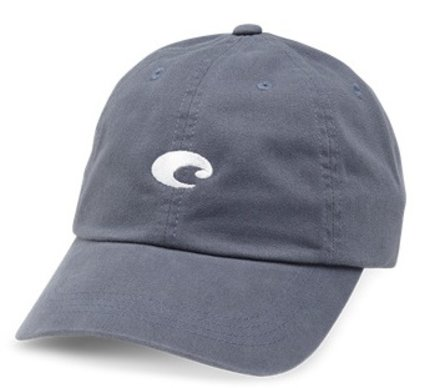 Costa Del Mar Costa Mini Logo Hat