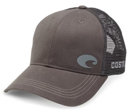 Costa Del Mar Offset Logo HD Trucker Hat