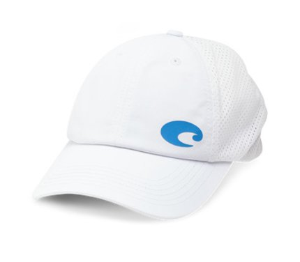 Costa Del Mar Offset Logo Performance Hat