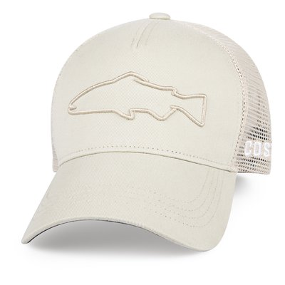 Costa Del Mar Stealth Trout Trucker Cap