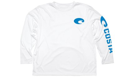 Costa Del Mar Technical Core Long Sleeve T-Shirt