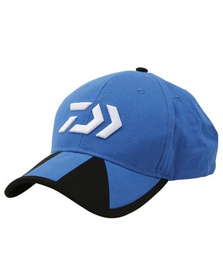 Daiwa Blue/Black Twin Beam Baseball Cap