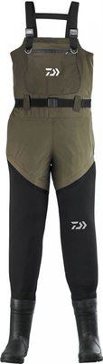 Daiwa Hybrid Bootfoot Chest Wader