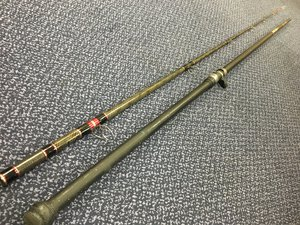 Preloved Daiwa Whisker Kevlar Tournament 13ft Shore Rod (WKT-13MF) - Used