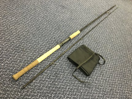 Preloved Daiwa Whisker Spin 9ft 10-40g Spinning Rod (Made in Scotland) - Excellent