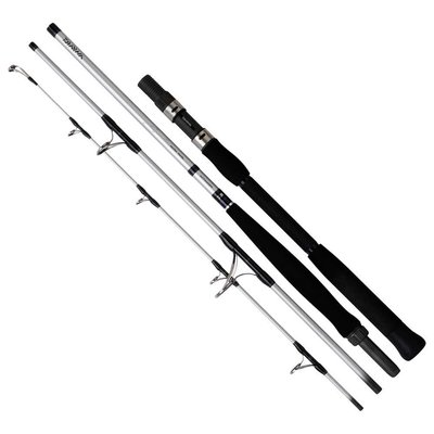 Daiwa Saltist Travel Lure Rod