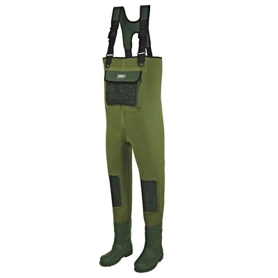 DAM Hydroforce Neoprene Bootfoot Wader