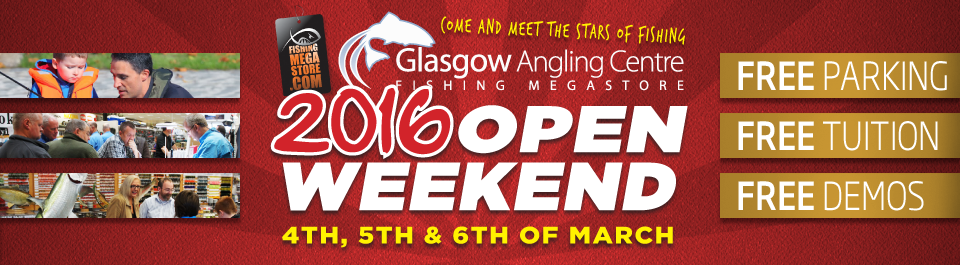 March Open Weekend 2016!