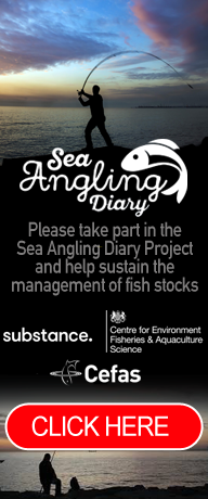 Sea Angler - Sea Angling Diary Project