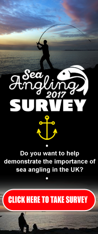 Sea Angler - Sea Angling Survey 2017
