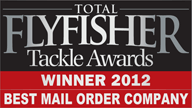 Total Fly Fisher Best Mail Order 2012!
