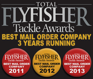 Total Fly Fisher Best Mail Order 2013!