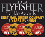 Total Fly Fisher Best Mail Order 2015!