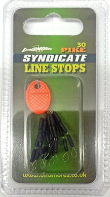 Dinsmores Syndicate Pike Line Stop Set 30pc