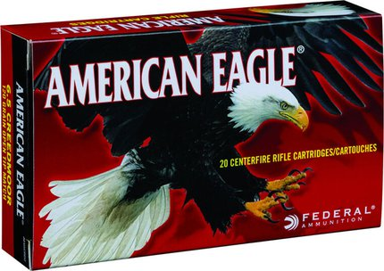 Federal 6.5 Creedmoor American Eagle 120gr Open Tip Match (20 Box)