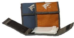 Stillwater Leader Fly Wallet Glasgow Angling Centre