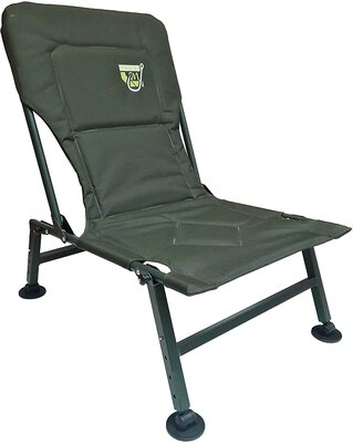 Carp On Heavy Duty 600D Padded Fishing Chair