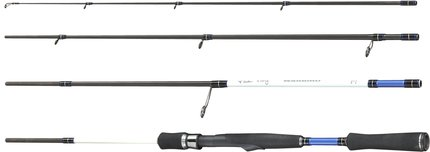 Fladen Warbird Travel Rod
