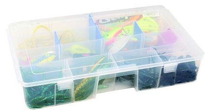 Flambeau Tuff Tainer Tackle Box Deep