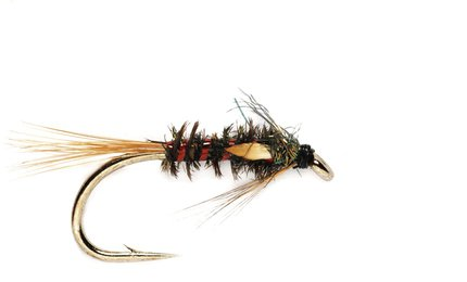 Fulling Mill Diawl Bach Stealth Red Holo