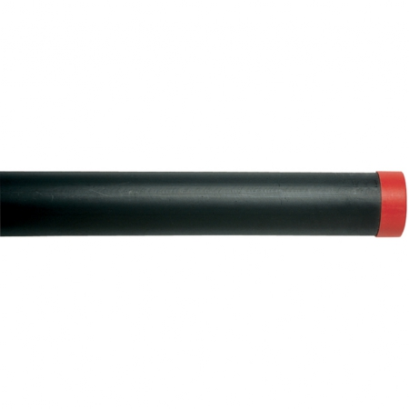 Fog Plastic Rod Tube With Caps Glasgow Angling Centre