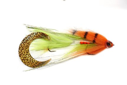 Fulling Mill Paolo's Wiggle Tail Firetiger 6/0