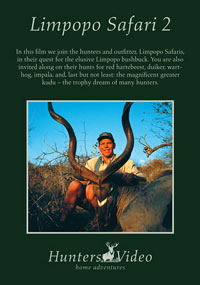 Hunters Video Limpopo Safari 2 DVD