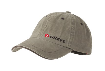 Greys Sandwich Peak Cap - Strata Green