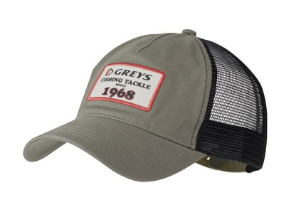 Greys Trucker Cap Putty/Black